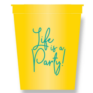 Stadium Cups - Life is a Party