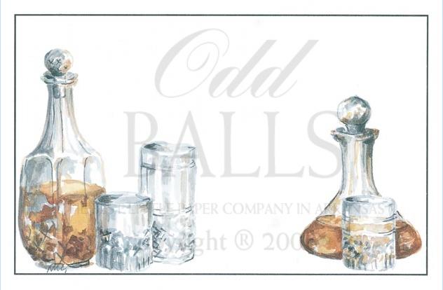 Odd Balls Odd Balls - Decanted