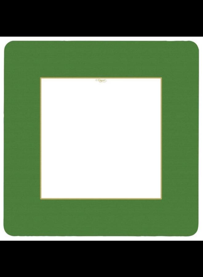 Dinner Plate - Hunter Green