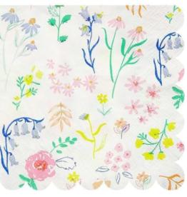 Meri Meri Floral Napkin