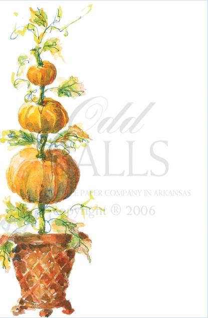Odd Balls Odd Balls - Pumpkin Trio