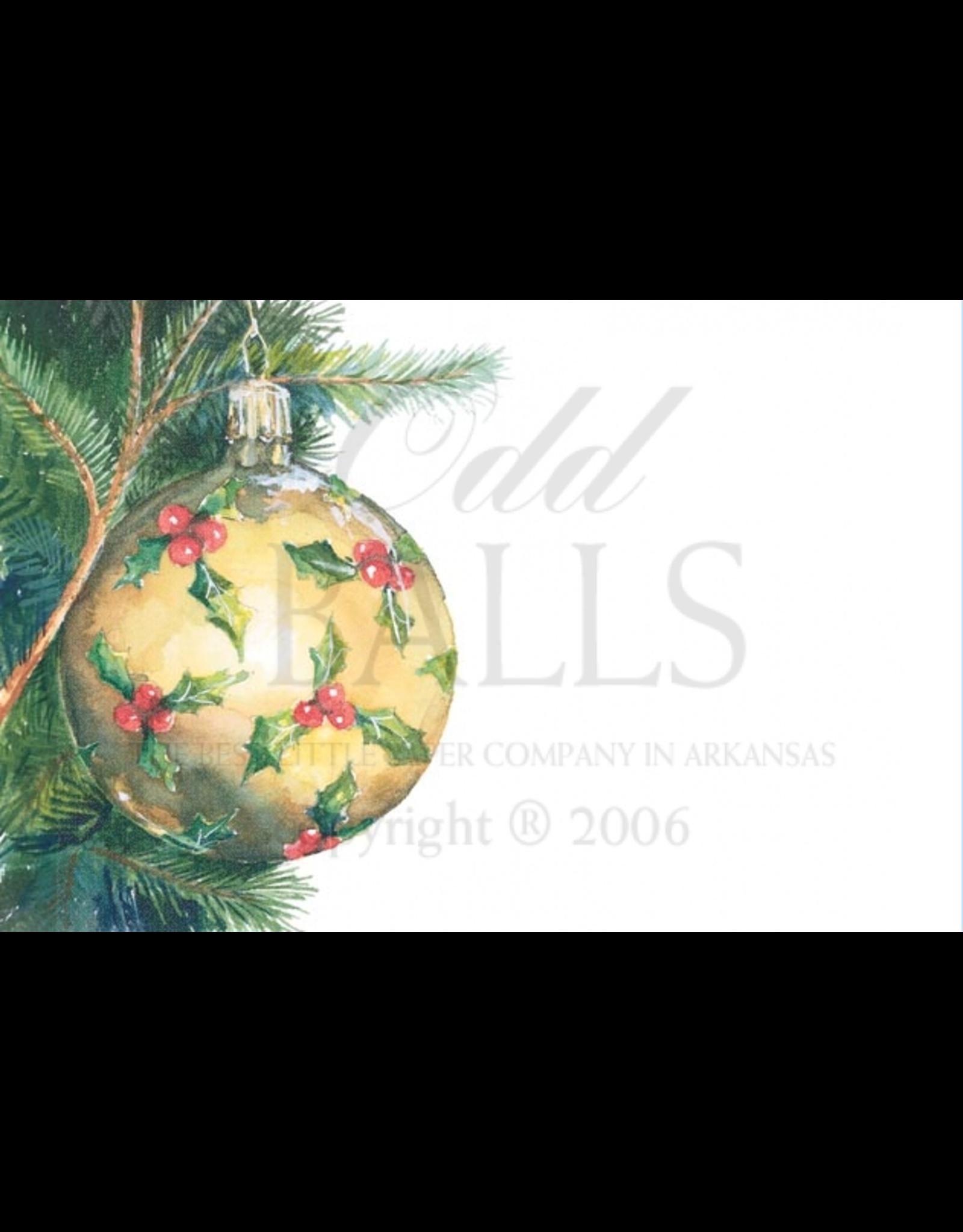 Odd Balls Odd Balls - Frost Gold Ball