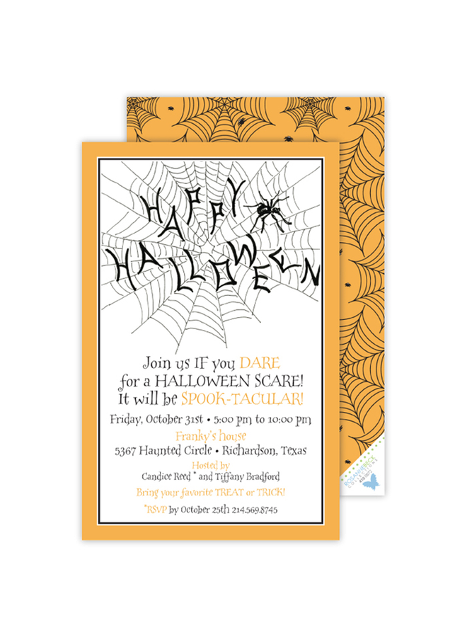 Rosannebeck - Halloween Web