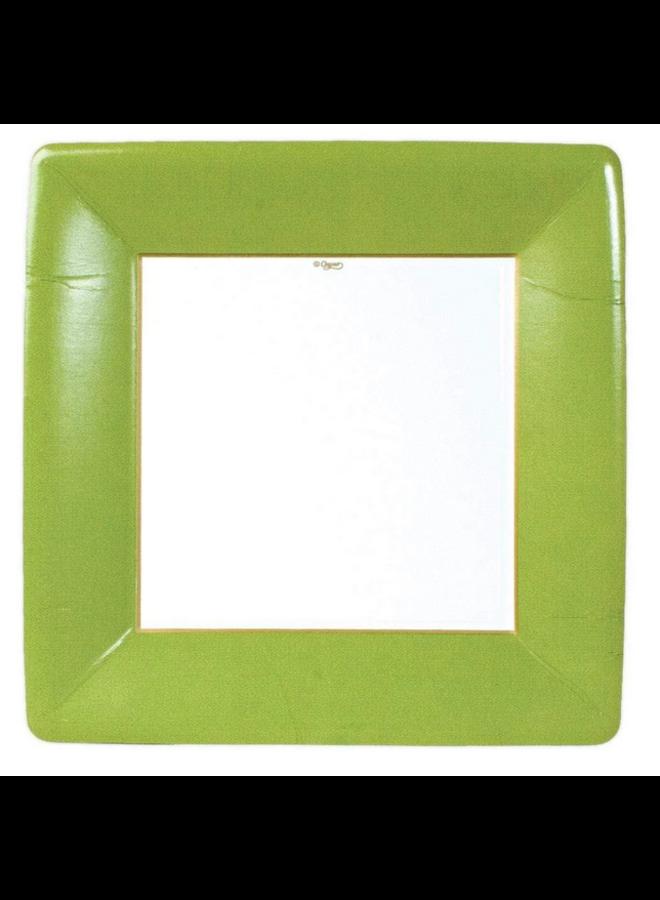 Dinner Plate - Moss Green