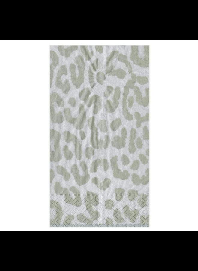 Guest Towel - Zanzibar Silver