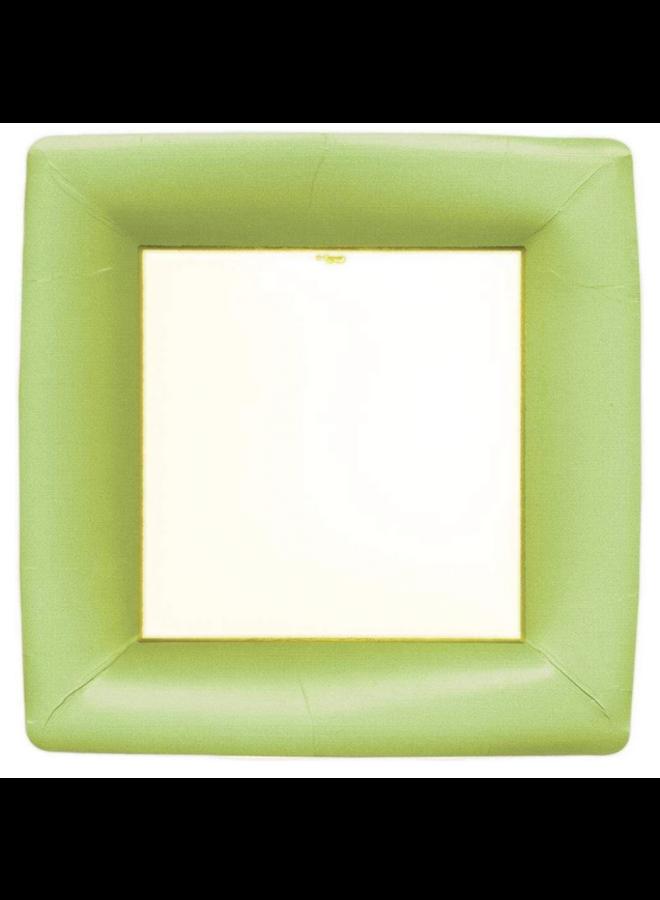 Dinner Plate - Green