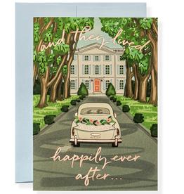 Karen Adams Greeting Card - Ever After