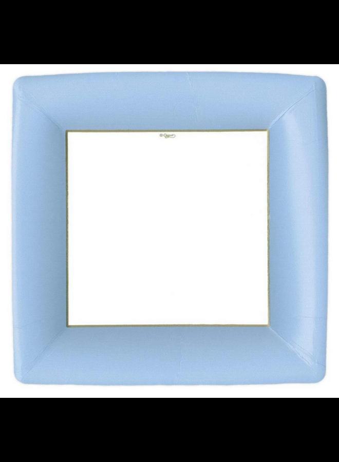 Dinner Plate - Light Blue