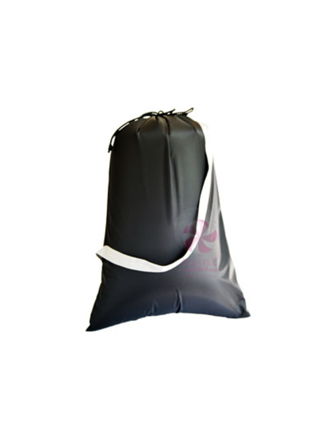 Nylon Catch-All Bag Black