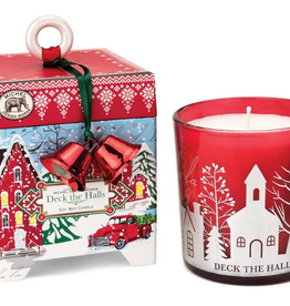 Michel Soy Wax Candle Deck the Halls