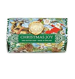 Michel Bath Soap Bar Christmas Joy