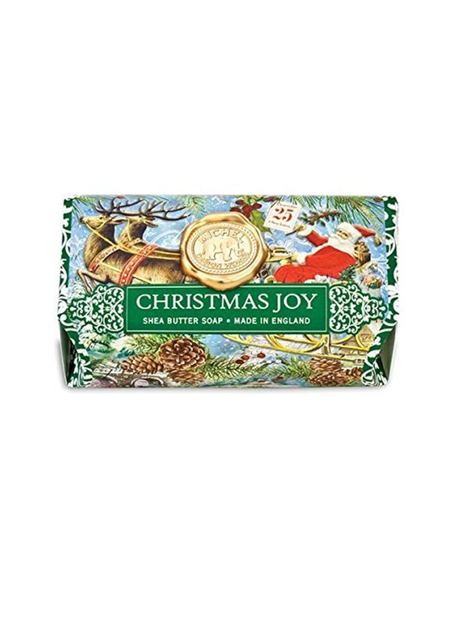 Bath Soap Bar Christmas Joy