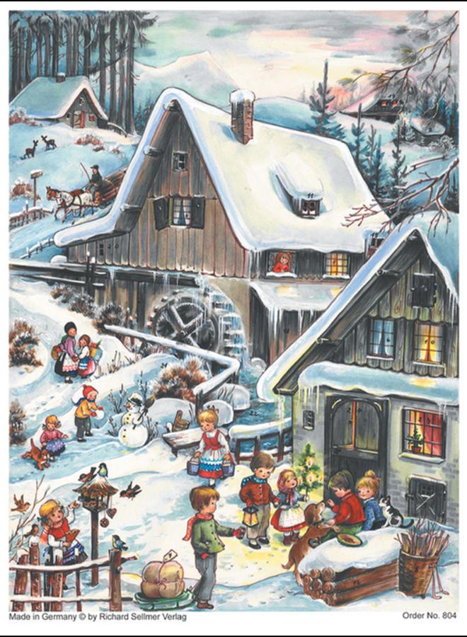 Advent Calendar - Gristmill