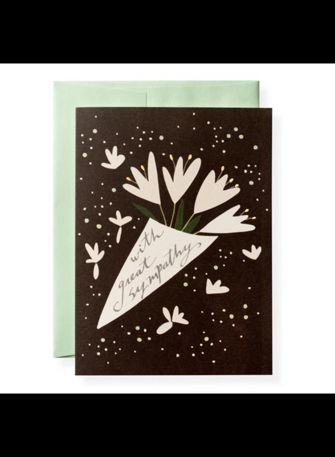 Greeting Card - Sympathy