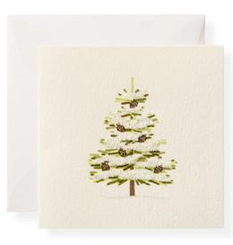 Karen Adams Enclosure Card - Cedar