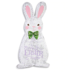 Demdaco Happy Easter Bunny Door Hanger