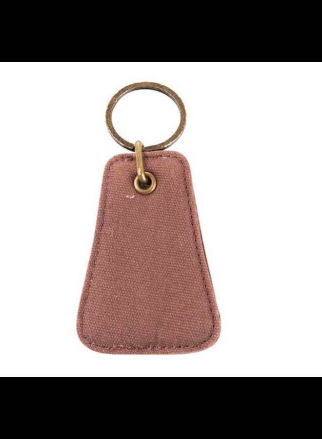 Bottle Opener Keychain - Mocha