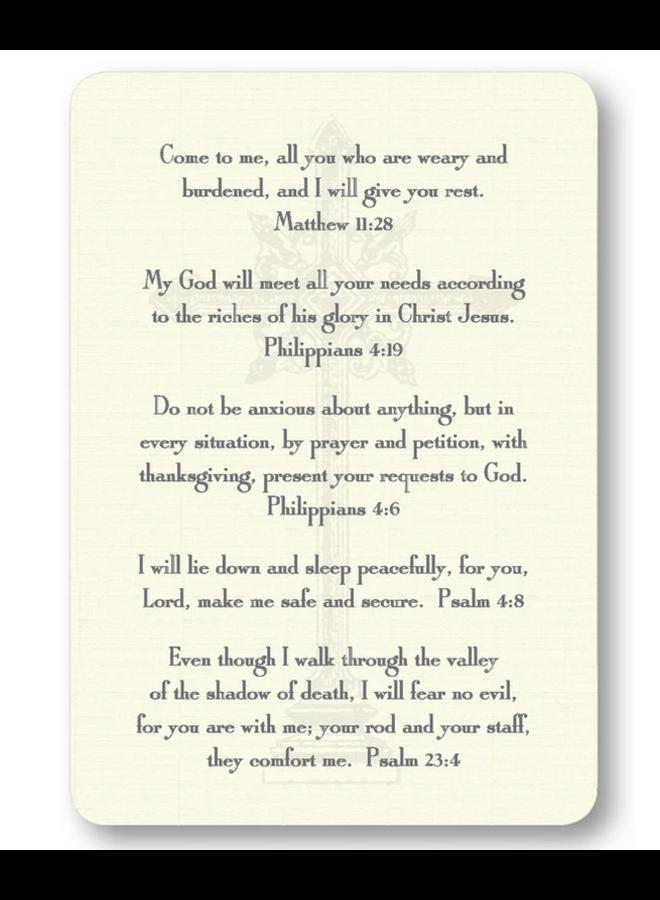 Verses for Comfort