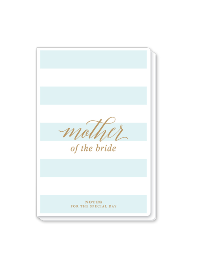 Journal Mother of the Bride