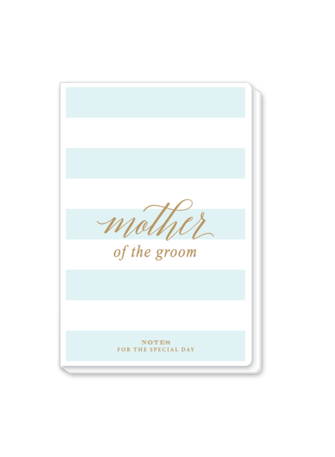 Journal Mother of the Groom