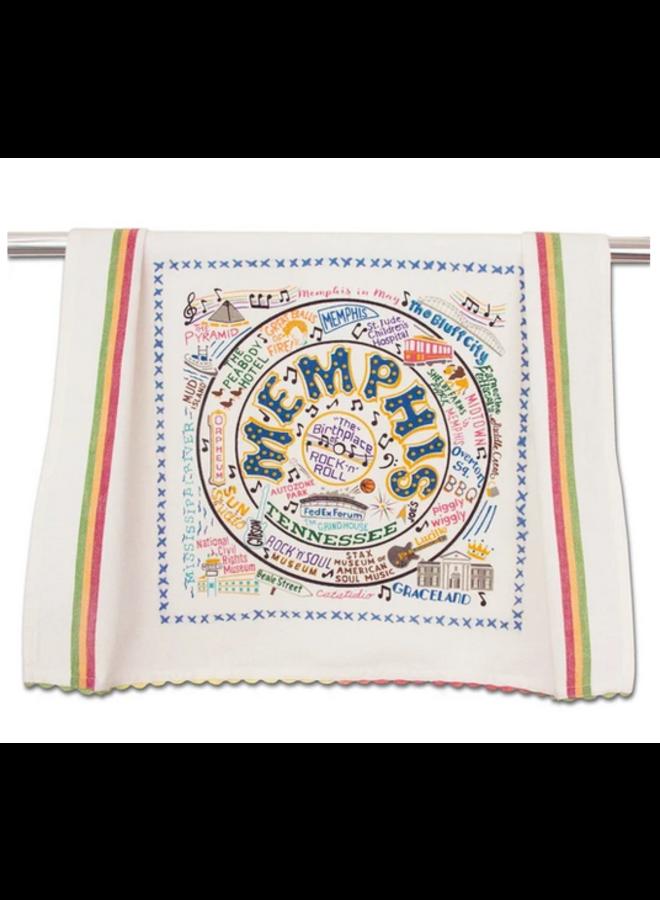 Memphis Dish Towel