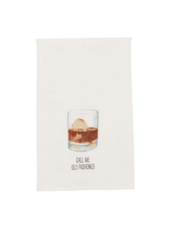 Old Fashioned Dish Towel