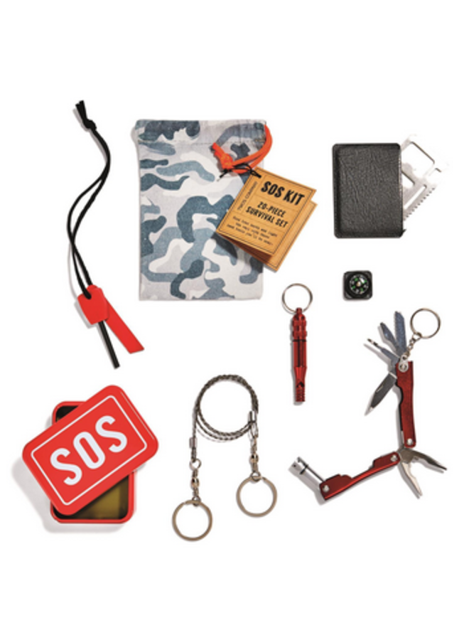 SOS Emergency Kit