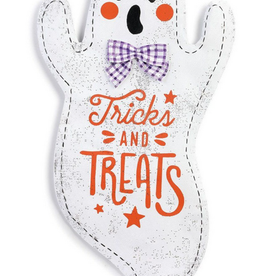 Demdaco Tricks & Treats Ghost Door Hanger