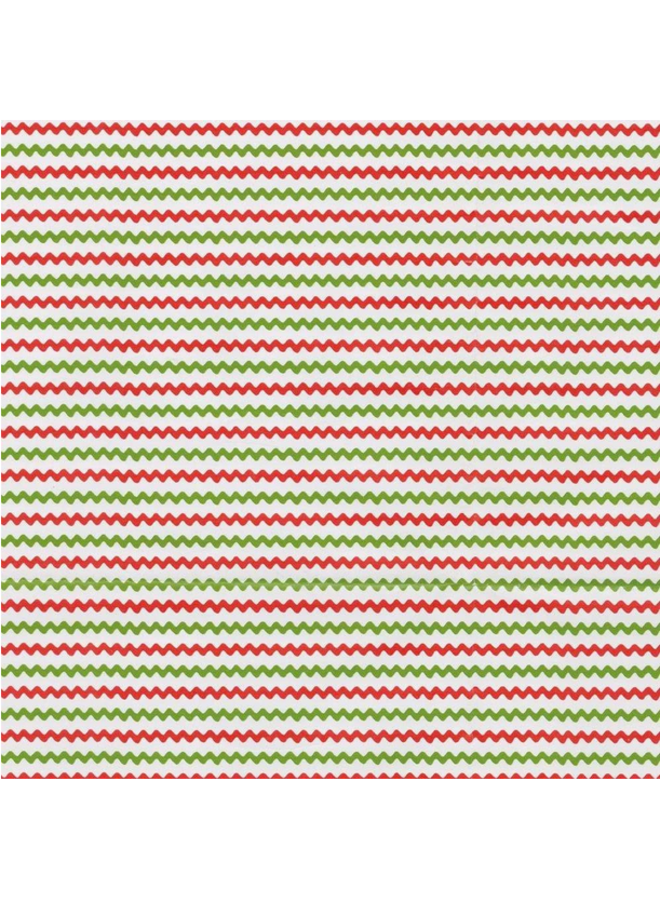 Wrapping Paper - Rickrack