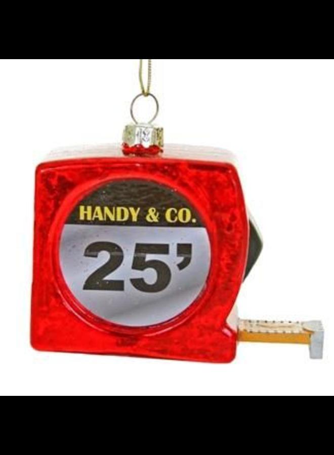 Ornament Tape Measure