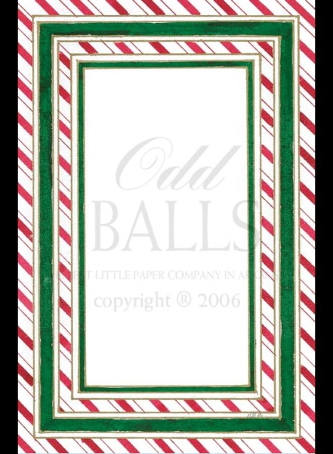 Odd Balls - Preppy Mint