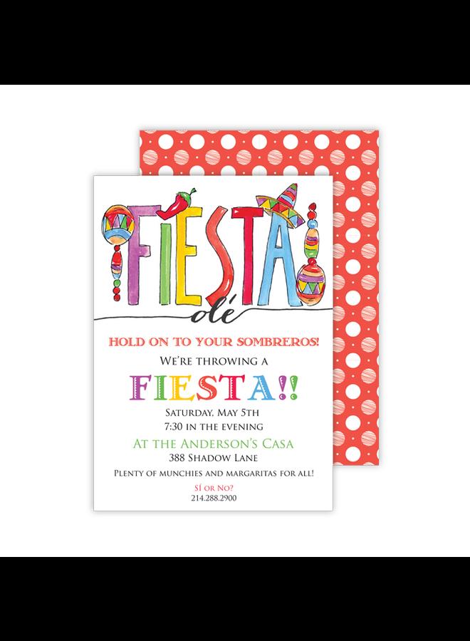 Rosannebeck - Fiesta
