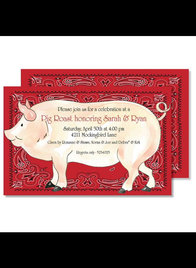 Rosannebeck - Oink Oink