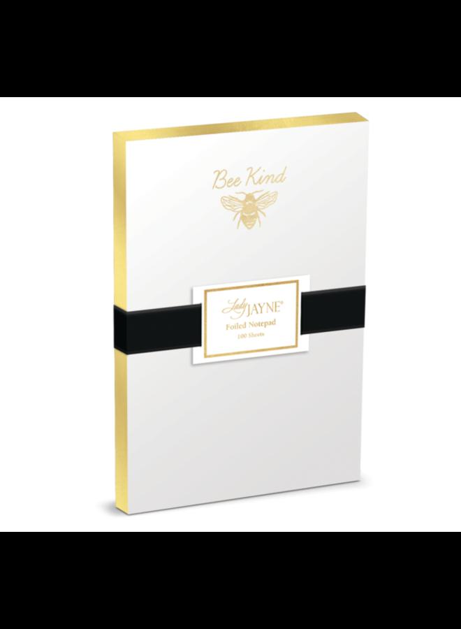 Foil Notepad