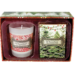 Michel Candle & Soap Gift Set