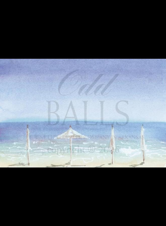 Odd Balls - Beach Shade