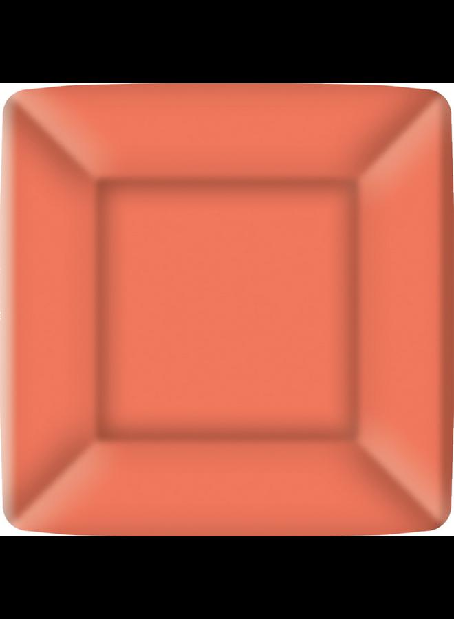 Dessert Plate - Classic Square
