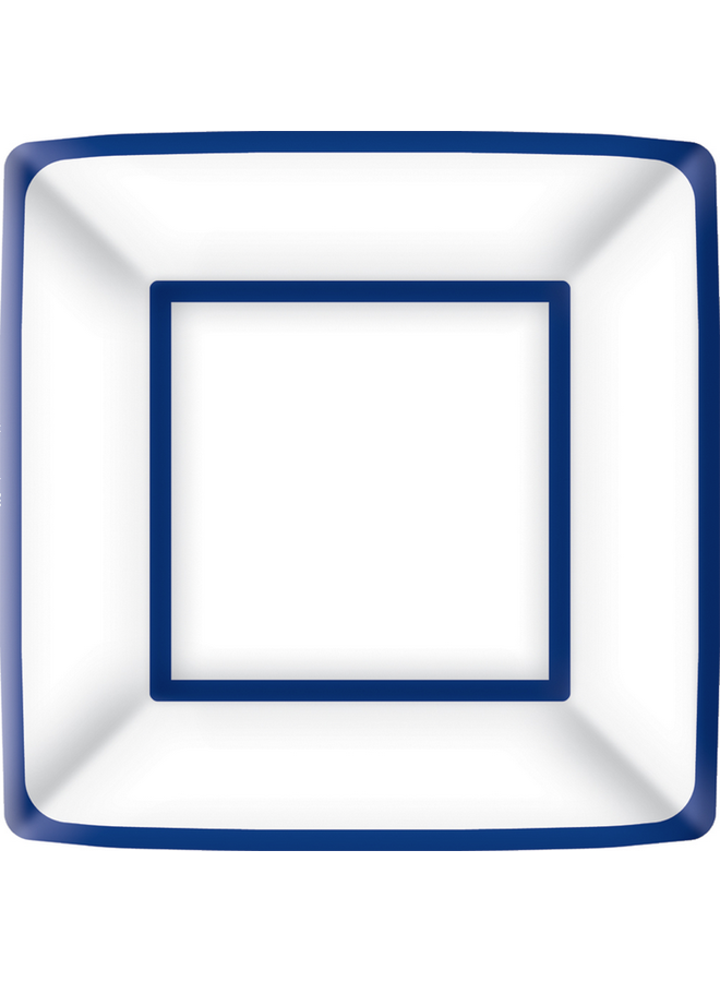 Dinner Plate - Classic Square