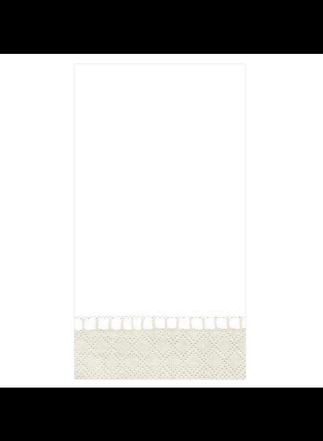 Guest Towel - Linen Natural