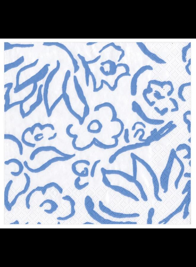 Luncheon Napkin - Matisse Blue