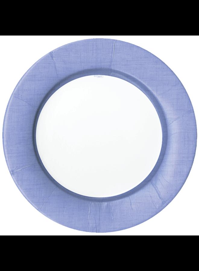 Dinner Plate - Linen Lavender
