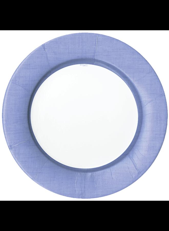 Salad Plate - Linen Lavender