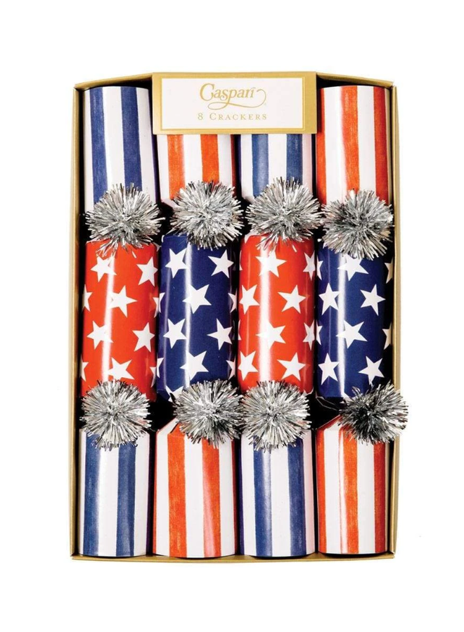 Crackers - Red, White & Blue