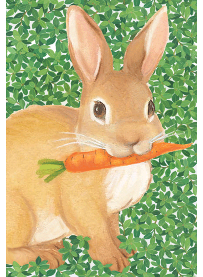 Greeting Card - Easter Bunny