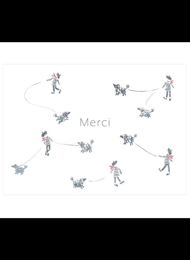Note Cards - Francois Et Fifi
