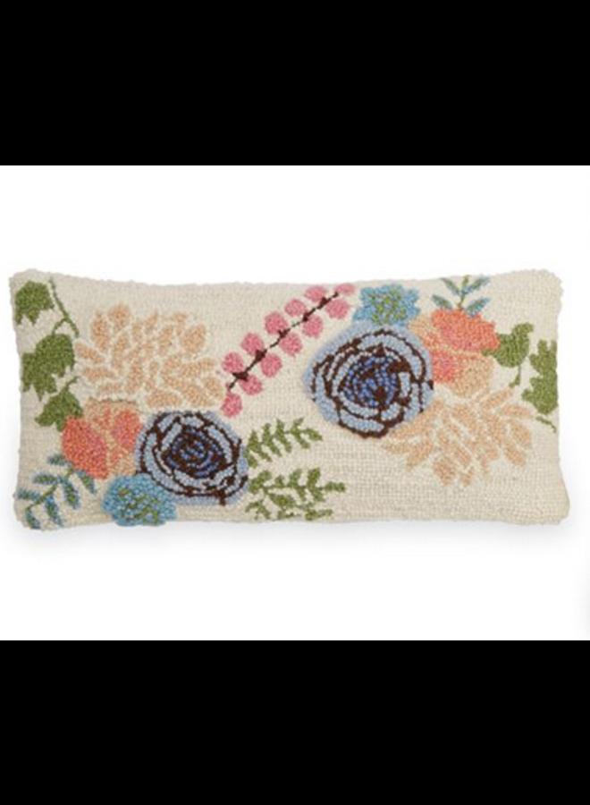 Floral Hook Pillow