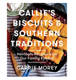 Simon & Schuster Callie's Biscuits & Southern Traditions