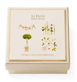 Karen Adams Gift Enclosure Box - Le Fleur