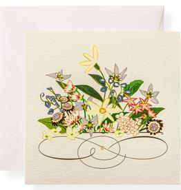 Karen Adams Enclosure Card - Daisy