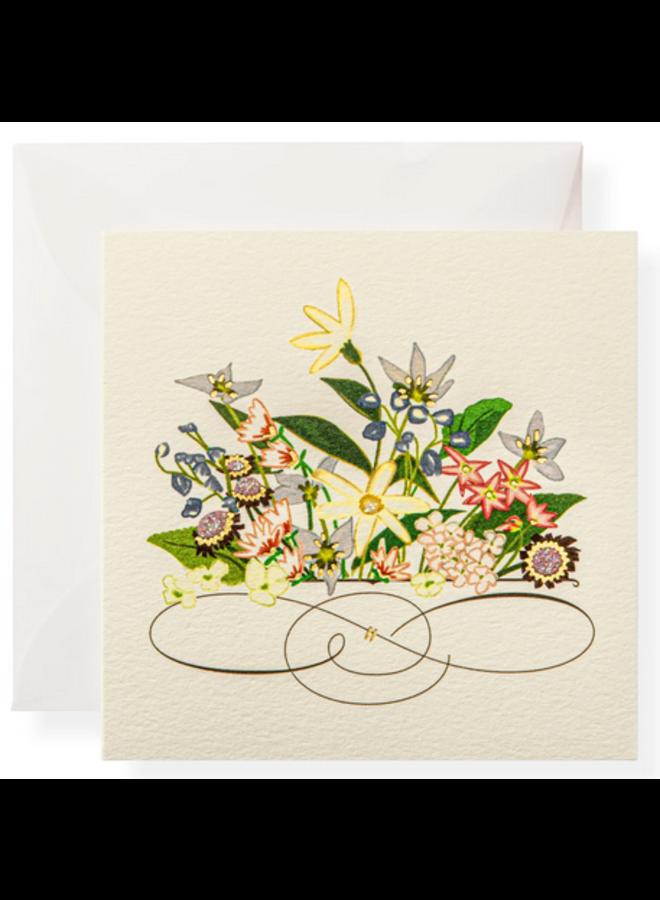 Enclosure Card - Daisy